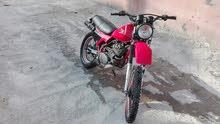 دراجه هوندا XL 250 يابانيه بالكامل بحاله جيده جدا