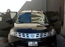 Black Nissan Murano 2005 for sale