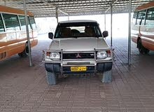 Mitsubishi Pajero Sport car for sale 2001 in Bahla city