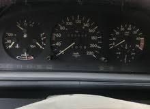 Gasoline Fuel/Power   Mercedes Benz E 200 1989