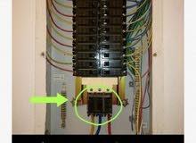 جهاز موفر ومنظم الكهرب
