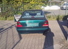 Mercedes Benz C 180 1999 For sale - Green color