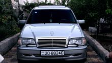 Silver Mercedes Benz C 180 1999 for sale