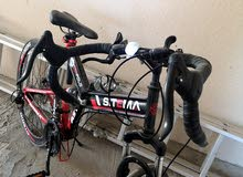 للييع دراجه هوائيه شبهة مستخدمه