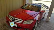 Mercedes Benz C200 model 2009