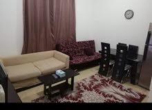 للايجار لمده شهر نوفمبر شقة مفروشة بالكامل بمدينة خليفة أ