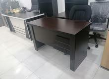 مكتب 120 مع كرسي شامل التوصيل