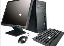 كمبيوترات امريكيه كامله بمواصفات قويه