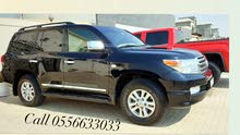 TOYOTA   LAND CRUISER ×موديل 2010