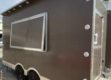تراك فود جديد   food truck