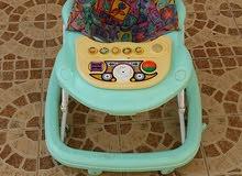 مستلزمات اطفال عربانه فردين .كرسى اطعام .كرسى شياله.مشاية