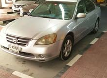 Nissan Altima 2007 for sale. AED 6000
