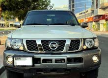 2020 Nissan Patrol super safari  With winch Automatic transmission  38,000 kms d