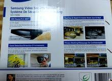 للبيع8 كاميرات مراقبه السعر 110BDلي اسرع متصل