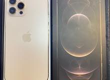مستخدم يوم واحد فقط سبب البيع تم استبداله باللون الأزرق / IPhone 12pro max