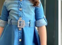 فستان البنات الشيك واو على الجمال والروعة