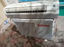 مكيفات سانيو يابانى1.5طن
