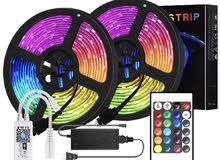 RGB lights strips