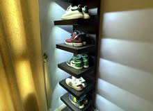shoe stand with LED