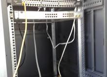 صاعود أبراج ، مكتب انترنت
