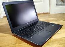 HP ZBOOK 15 G3 برسيسور :CORE I7 جيل سادس ( ب2 كارت شاشه )