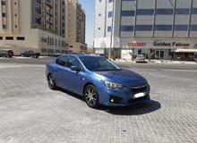 Subaru Impreza 2017 (Blue)
