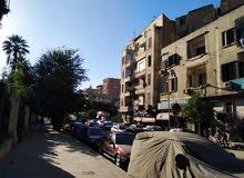 شقة بميدان عبده باشا
