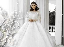 Luxury wedding dresses from the manufacturer
