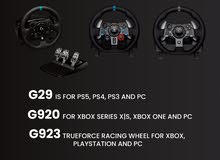 Logitech driving force gaming wheel