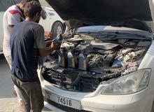 مطلوب ميكانيكي سيارات