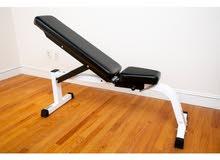 para body USA gym bench