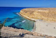 I am looking for A land next to The red sea