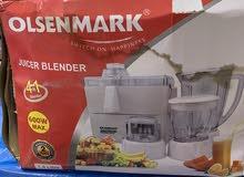 OLSEN MARK juicer blender
