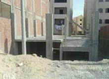 قطعه ارض بنزهة العبور مساحه 255 متر