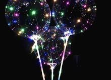 بالونات مضيئة جديدة (جملة فقط) LED Ballons