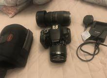 Canon EOS 650D + two Lenses
