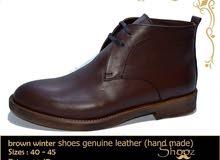 احذية رجالي casual جلد طبيعي