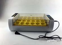 مفقسة بيض موديل حديث 24 بيضة