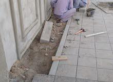 صيانة عامة للمباني وتعديلات وتشطيبات صبغ سباكة كهرباء سيراميك