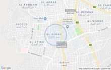 شقة في الحي الجنوبي - شمال مسجد علياء التل