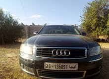 Audi A8 for sale in Tripoli