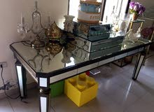 Used mirror tables 200*80cm