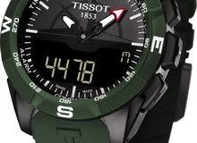 ساعة تيسوت تي تتش سويسري