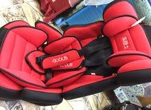 كرسي سياره ريكارو فخم جدا من عمر 1_6سنوات ضهر متحرك بطانتين يوجد خدمه توصيل