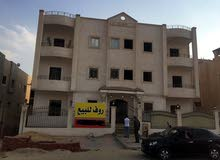 للبيع بالحي الرابع مدينة العبور بدرووم بمساحة 175م