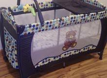 سرير اطفال باشكال مميزة والوان مبهجة الكمية خلصت في انتظار الدفعة الجديدة