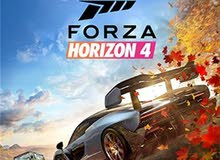forza horizon 4 for xbox one new sealed جديدة متبرشمة