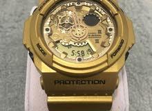 للبيع ساعة ماركة G-shock اصليه
