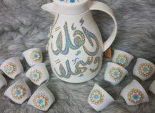 دلات وفناجين بكجات بيبي هدايا لجميع مناسباتكم وغازات ميني لعشاق القهوه