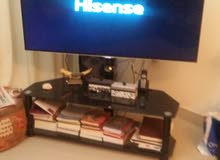 تلفزيون هايسنز سمارت 55 انج . . استخدام خفيف